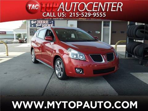 2009 Pontiac Vibe for sale in Quakertown, PA