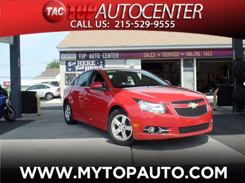 Top Auto Center - Used Cars - Quakertown PA Dealer