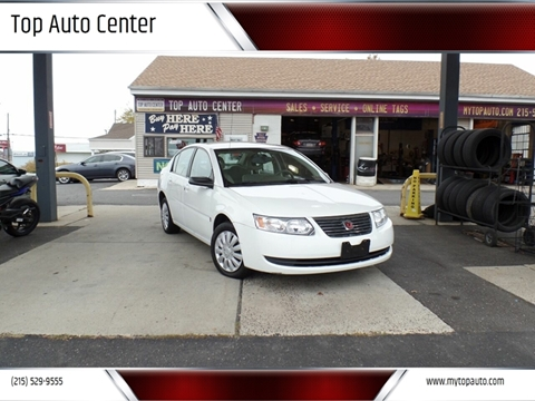 2007 Saturn Ion for sale in Quakertown, PA