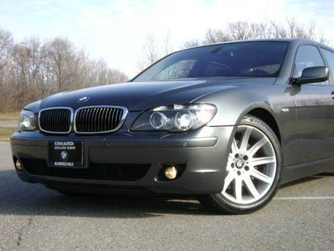 2006 BMW 7 Series for sale at Nationwide Auto Sales in Melvindale MI