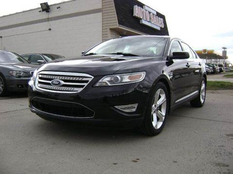 2010 Ford Taurus for sale at Nationwide Auto Sales in Melvindale MI