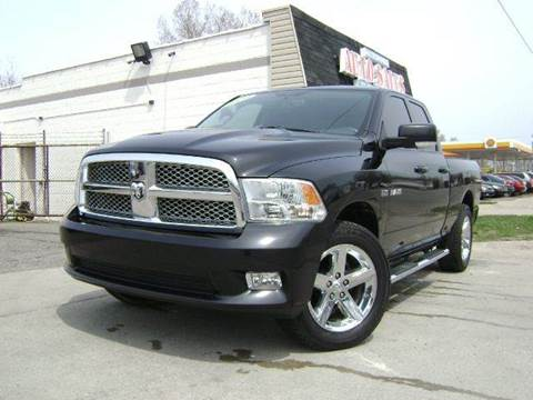 2009 Dodge Ram Pickup 1500 for sale at Nationwide Auto Sales in Melvindale MI