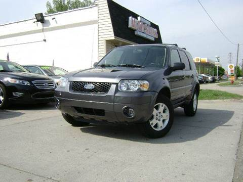 2006 Ford Escape for sale at Nationwide Auto Sales in Melvindale MI