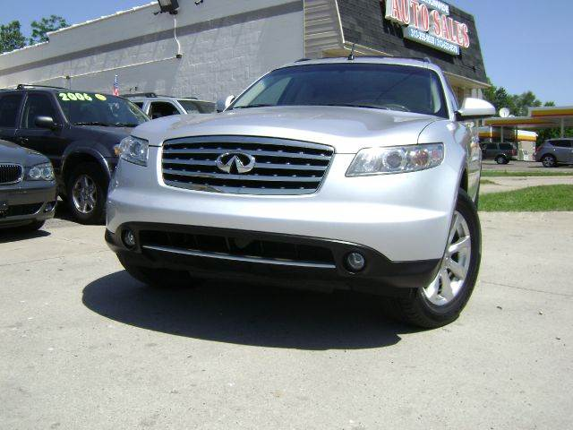 2007 Infiniti FX35 for sale at Nationwide Auto Sales in Melvindale MI