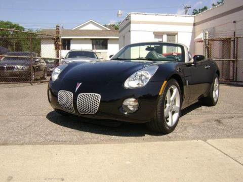2006 Pontiac Solstice for sale at Nationwide Auto Sales in Melvindale MI