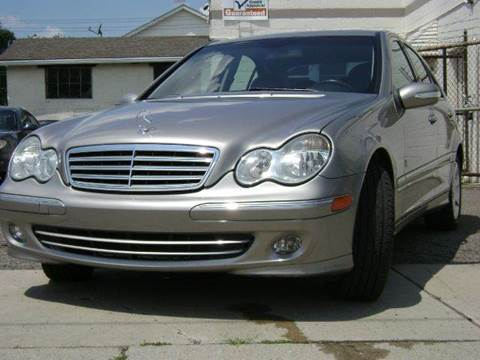 2005 Mercedes-Benz C-Class for sale at Nationwide Auto Sales in Melvindale MI