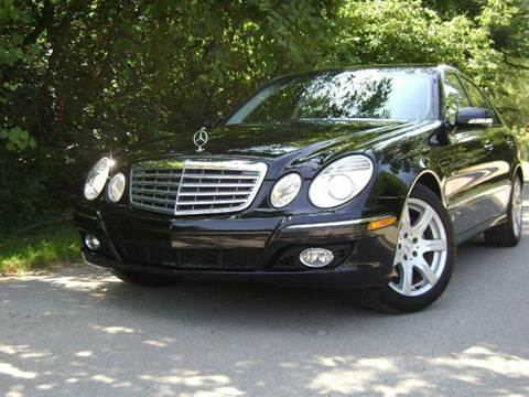 2007 Mercedes-Benz E-Class for sale at Nationwide Auto Sales in Melvindale MI