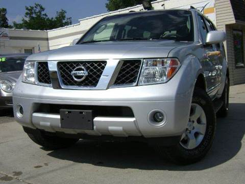 2007 Nissan Pathfinder for sale at Nationwide Auto Sales in Melvindale MI