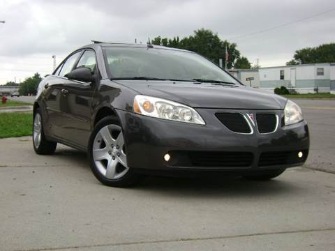 2005 Pontiac G6 for sale at Nationwide Auto Sales in Melvindale MI