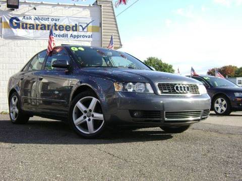 2004 Audi A4 for sale at Nationwide Auto Sales in Melvindale MI