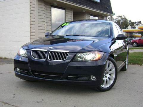 2006 BMW 3 Series for sale at Nationwide Auto Sales in Melvindale MI