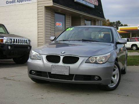 2005 BMW 5 Series for sale at Nationwide Auto Sales in Melvindale MI