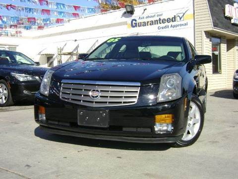 2005 Cadillac CTS for sale at Nationwide Auto Sales in Melvindale MI