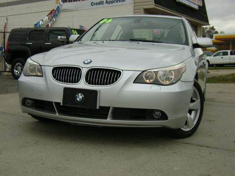 2006 BMW 5 Series for sale at Nationwide Auto Sales in Melvindale MI