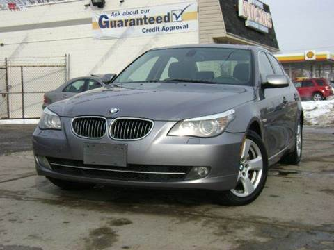 2008 BMW 5 Series for sale at Nationwide Auto Sales in Melvindale MI