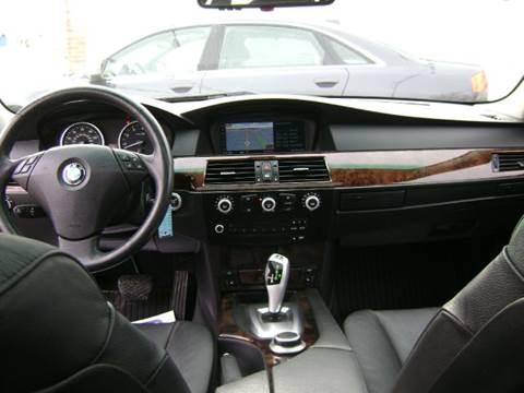 2008 Bmw 5 Series 535xi In Melvindale MI - Nationwide Auto Sales