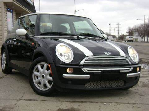 2004 MINI Cooper for sale at Nationwide Auto Sales in Melvindale MI