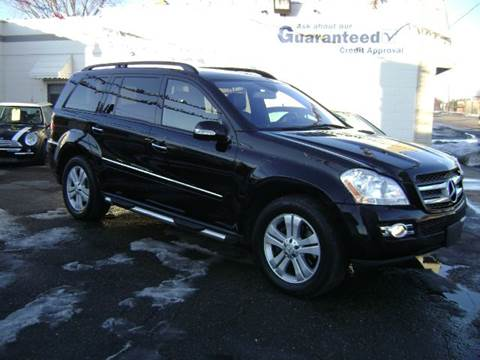 2007 Mercedes-Benz GL-Class for sale at Nationwide Auto Sales in Melvindale MI