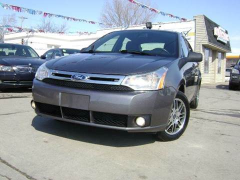 2011 Ford Focus for sale at Nationwide Auto Sales in Melvindale MI