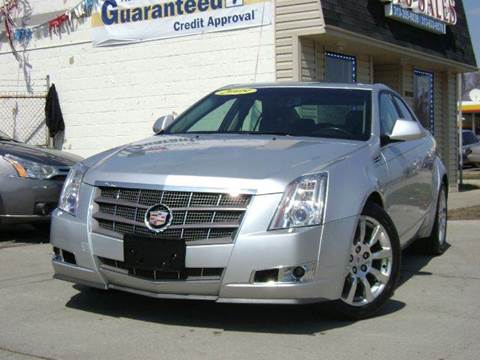 2009 Cadillac CTS for sale at Nationwide Auto Sales in Melvindale MI