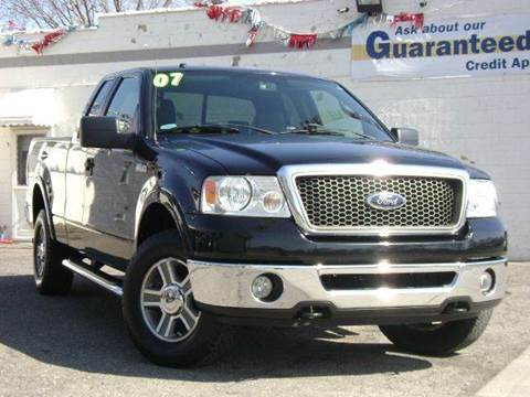 2007 Ford F-150 for sale at Nationwide Auto Sales in Melvindale MI