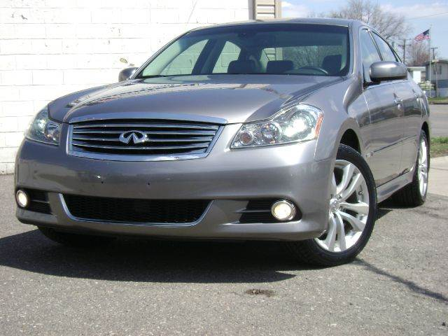 2008 Infiniti M35 for sale at Nationwide Auto Sales in Melvindale MI
