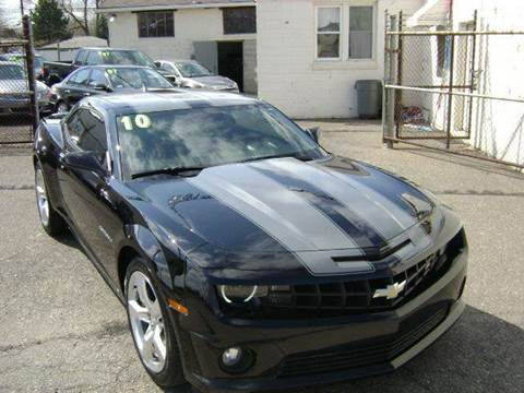 2010 Chevrolet Camaro for sale at Nationwide Auto Sales in Melvindale MI