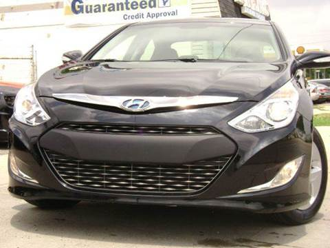 2012 Hyundai Sonata Hybrid for sale at Nationwide Auto Sales in Melvindale MI