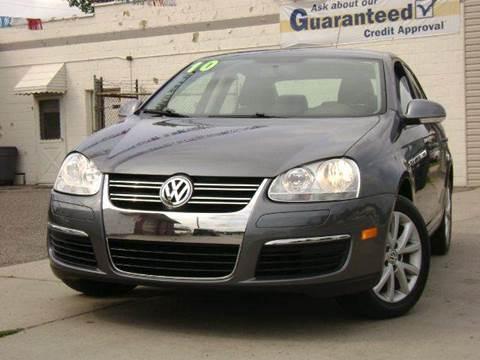 2010 Volkswagen Jetta for sale at Nationwide Auto Sales in Melvindale MI