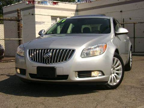 2011 Buick Regal for sale at Nationwide Auto Sales in Melvindale MI