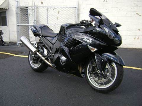 2008 Kawasaki Ninja ZX-14R  for sale at Nationwide Auto Sales in Melvindale MI