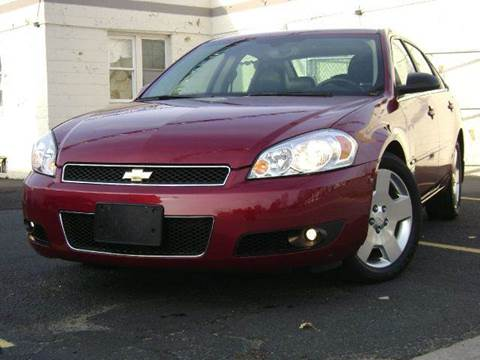 2008 Chevrolet Impala for sale at Nationwide Auto Sales in Melvindale MI