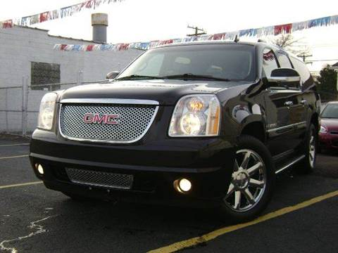 2008 GMC Yukon XL for sale at Nationwide Auto Sales in Melvindale MI