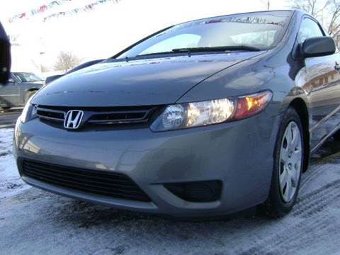 2007 Honda Civic for sale at Nationwide Auto Sales in Melvindale MI
