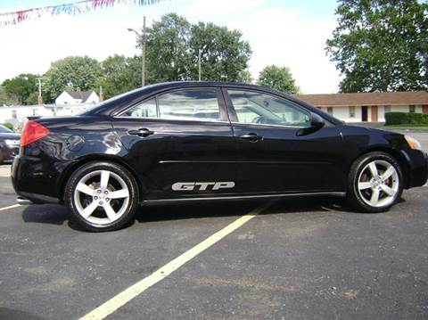 2006 Pontiac G6 for sale at Nationwide Auto Sales in Melvindale MI