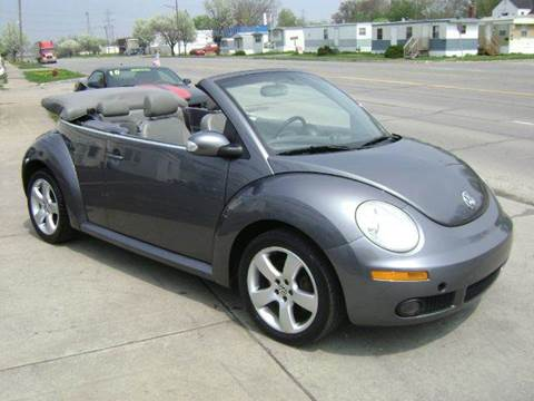 2006 Volkswagen New Beetle for sale at Nationwide Auto Sales in Melvindale MI
