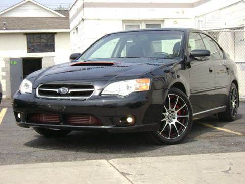 2006 Subaru Legacy for sale at Nationwide Auto Sales in Melvindale MI