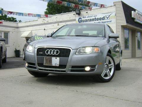2006 Audi A4 for sale at Nationwide Auto Sales in Melvindale MI