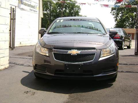2011 Chevrolet Cruze for sale at Nationwide Auto Sales in Melvindale MI