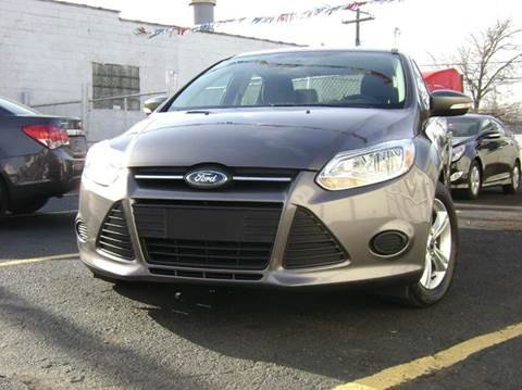 2013 Ford Focus for sale at Nationwide Auto Sales in Melvindale MI