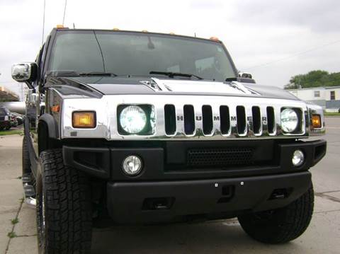 2004 HUMMER H2 for sale at Nationwide Auto Sales in Melvindale MI