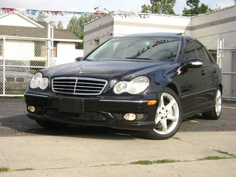 2007 Mercedes-Benz C-Class for sale at Nationwide Auto Sales in Melvindale MI