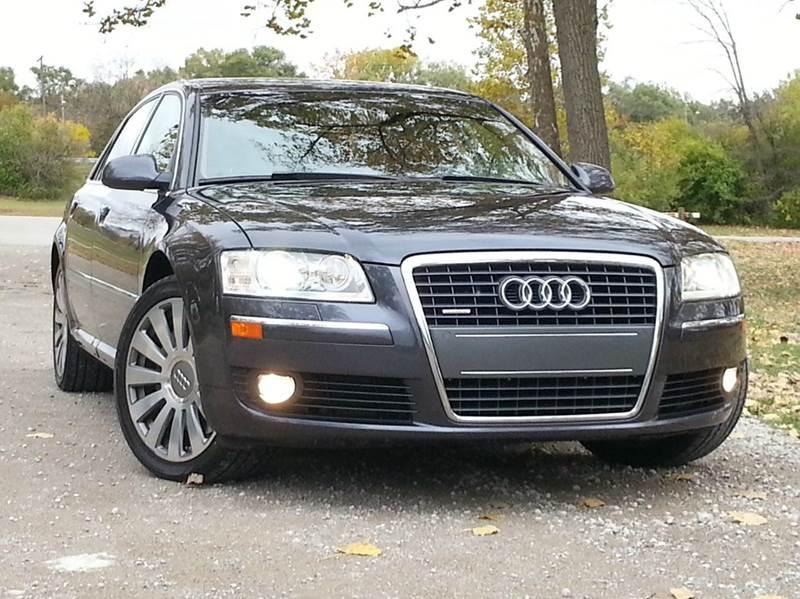 Audi A L Quattro AWD Dr Sedan In Melvindale MI Nationwide - 2006 audi a8