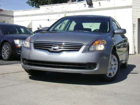 2009 Nissan Altima for sale at Nationwide Auto Sales in Melvindale MI