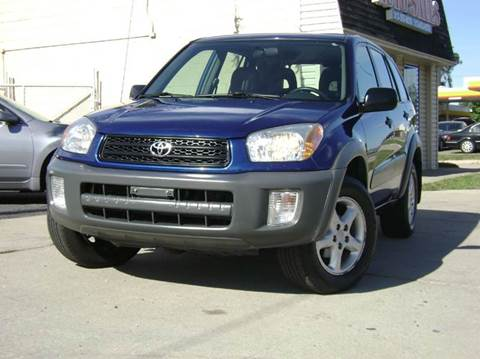 2001 Toyota RAV4 for sale at Nationwide Auto Sales in Melvindale MI