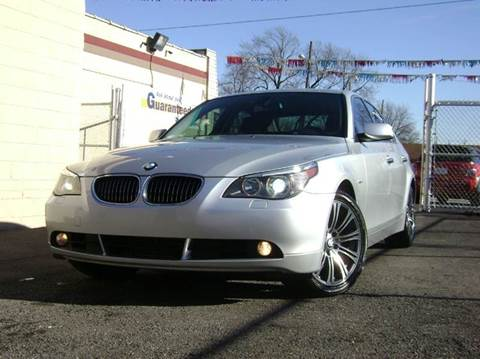 2007 BMW 5 Series for sale at Nationwide Auto Sales in Melvindale MI