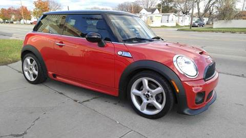 2009 MINI Cooper for sale at Nationwide Auto Sales in Melvindale MI