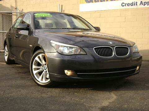 2009 BMW 5 Series for sale at Nationwide Auto Sales in Melvindale MI