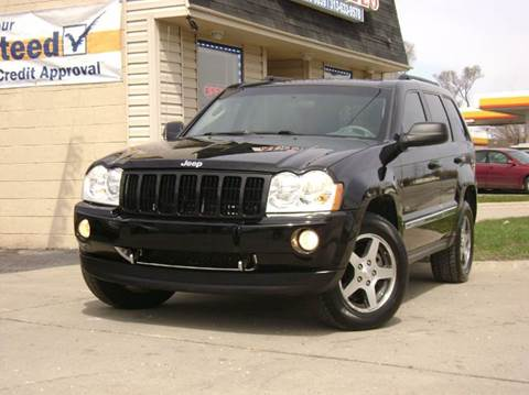 2006 Jeep Grand Cherokee for sale at Nationwide Auto Sales in Melvindale MI