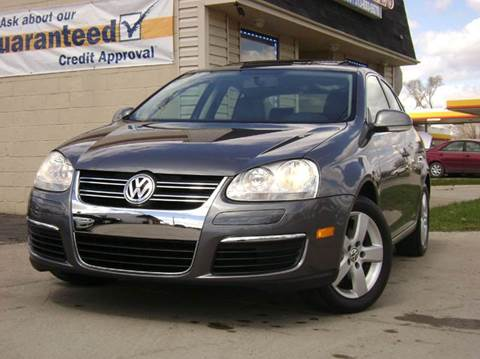 2009 Volkswagen Jetta for sale at Nationwide Auto Sales in Melvindale MI